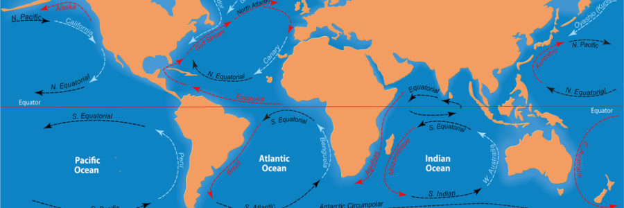 The Gulf Stream Effect