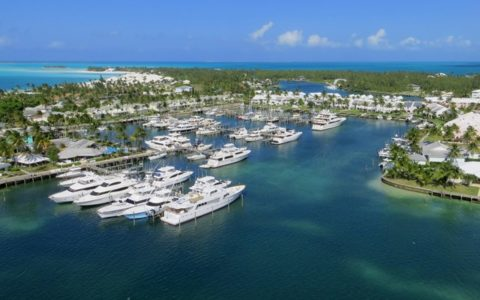 Spared by Irma, Bahamas Marinas are Open for Business.